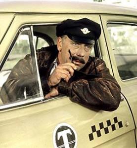 Анекдоты о таксистах
