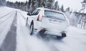 Массовый тест зимних шин Nokian в Украине