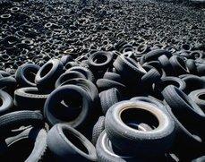 Утилизация старых шин на Украине