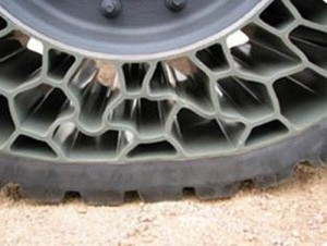 Эпоха безвоздушных шин Bridgestone