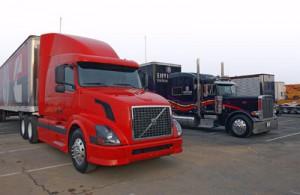 Анекдоты о грузовых машинах