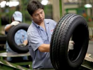 Консолидация китайских производителей шин
