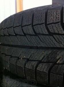 Зимние шины на калининградских автосервисах