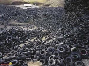 Сокращение производства шин на Украине