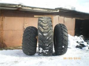 Новый вид шин будут производить в Беларуси