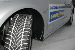 Новая зимняя шина от Goodyear