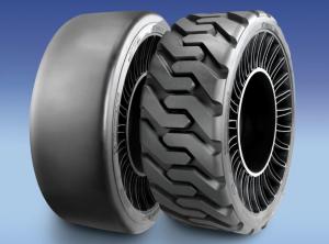 Концерн Michelin расширил линейку шин для индустриальной техники
